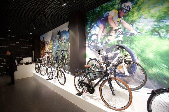 Tokio sezono dviračių verslas dar nematė: žmonės plūsta dėl kompensacijų, tačiau renkasi tik tai, kas liko