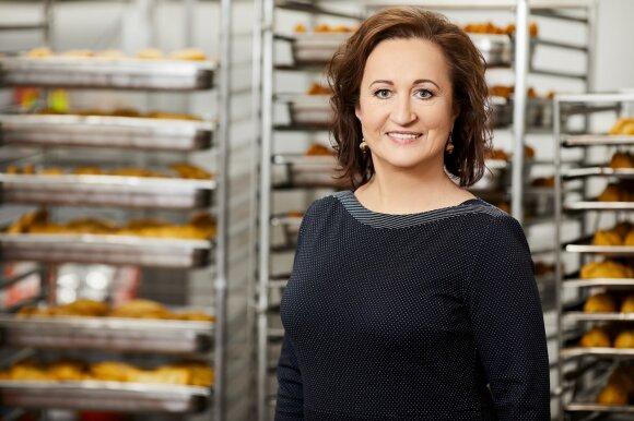 Vilma Juodkazienė, IKI Panevėžio kulinarijos centro vadovė