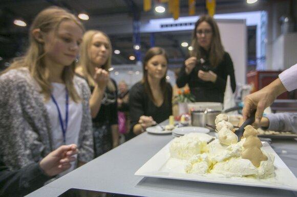 Aukso vertės maisto gaminio kūrimas: nuo laboratorijų iki giminaičių
