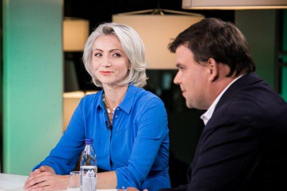 Asta Dumblyauskine, Valery Morozov