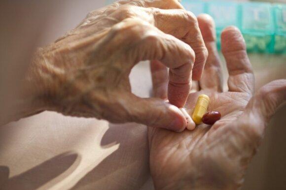 Vitaminai senatvėje