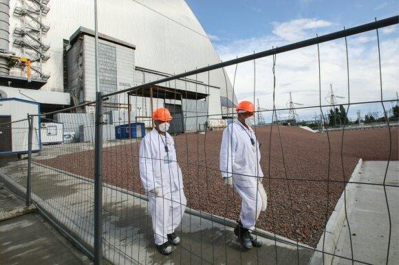 Černobylyje fiksuojamas neutronų srauto padidėjimas: perspėja apie galimą nevaldomą branduolinę reakciją ir sprogimą