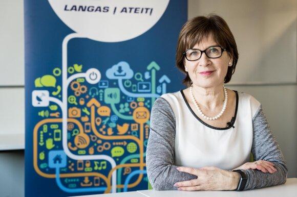 Be šių įgūdžių lietuvių laukia problemos: jei reikia, kompiuterį valdo net akimi
