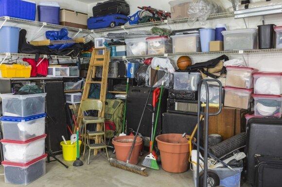 Patarė turintiems garažus: ar žinote, kaip jį parengti žiemai?