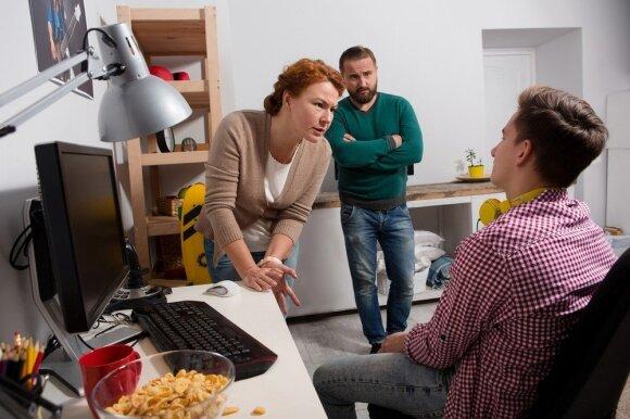 Dėl netinkamo paauglio elgesio nebekaltinkite hormonų: prasitarė, koks elgesys normalus, o dėl kokio reikėtų sunerimti