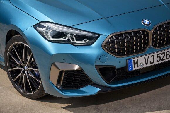 "BMW 2 serijos ""Gran Coupe"""