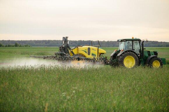 Pesticidų poveikis aplinkai: ką turime žinoti