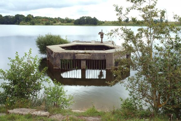 Daugumos užtvankų konstrukcijos yra labai senos ir dėl to gali bet kada įvykti nelaimė