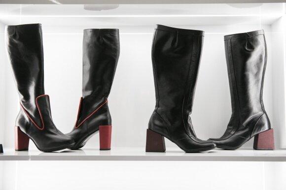Ž. Maslausko kurti batai