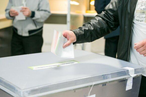 Demokratijos kaina: lietuviui teko sumokėti 50 eurų, kad galėtų atiduoti balsus už savo kandidatą