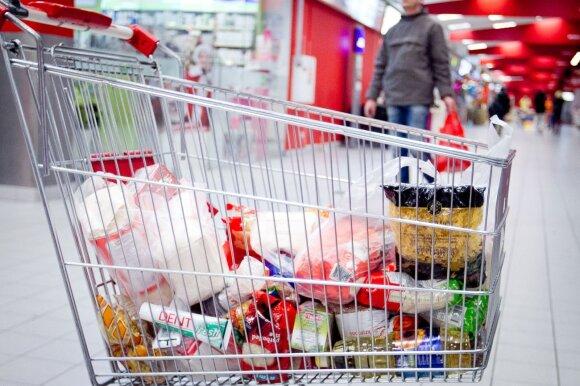 """Nutylėtas skandalas: į Seimą nepatekusi samarietė slapta pardavinėjo """"Maisto banko"""" davinius"""