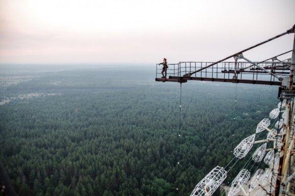 Nelegaliai į Černobylį keliavęs lietuvis: kas yra baisiau negu radiacija