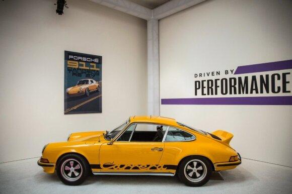 "1973 m. ""Porsche 911 Carrera RS 2.7"""
