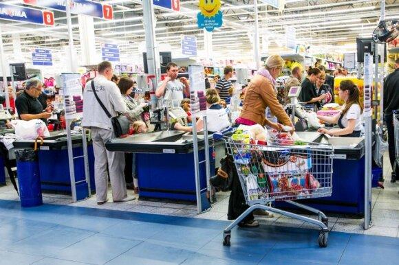 Užburtas ratas, kuriame sukasi visa Europa: ko siekia prekybininkai