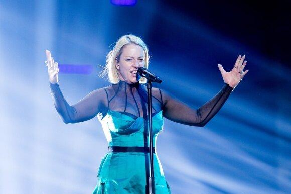 Eurovizijos finalas. Šiaurės Makedonija: Tamara Todevska – Proud