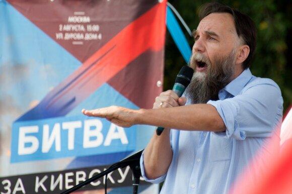 Aleksandras Duginas