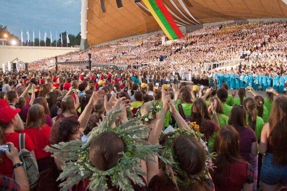 Greitai Vilnius bus kitoks: Dainų šventės metu planuojami eismo pakeitimai, tėvai raginami atidžiau rūpintis vaikų sveikata
