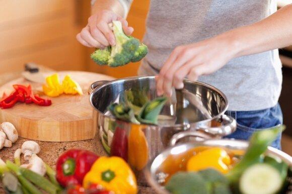 Maisto gamyba namuose