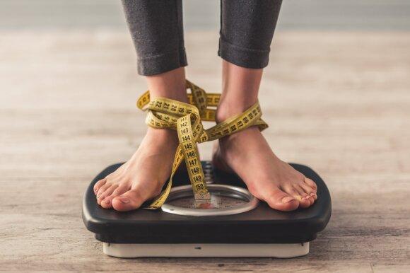 Norite numesti svorio – nustokite skaičiuoti kalorijas: kur kas svarbiau dėmesį kreipti kitur