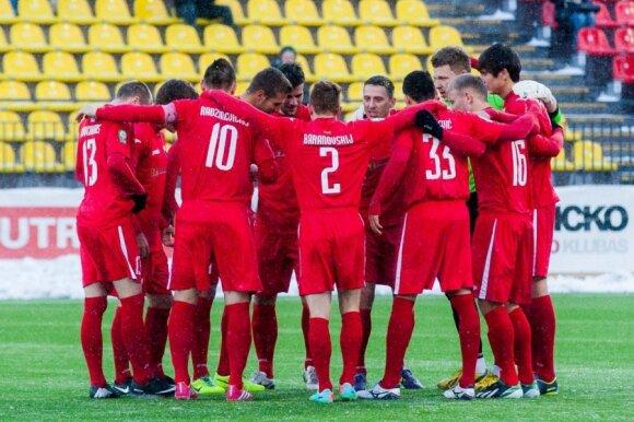 """""""Sūduva"""" ir """"Dainava"""" – pirmos LFF taurės ketvirtfinalio dalyvės"""