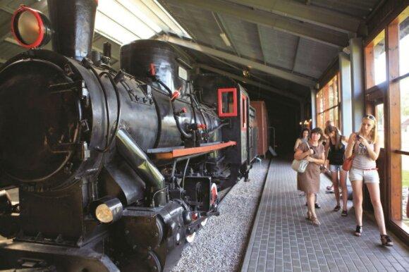 Vienintelis Lietuvos miestas, pro kurį traukiniai vis dar juda XIX a. nutiestais bėgiais