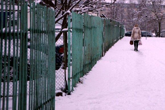 Išbandė naują Vilniaus pasivaikščiojimų trasą: nuo šiukšlyno iki Žvėryno