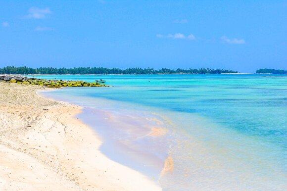 Tuvalu salos