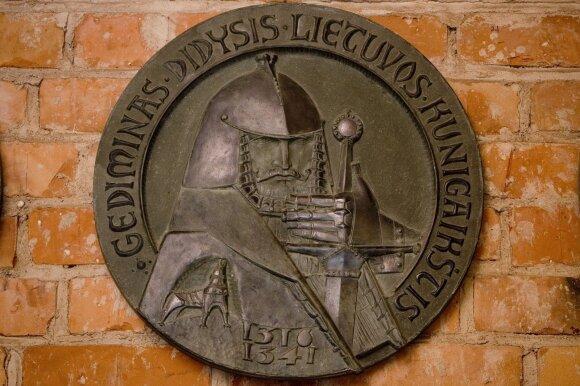 Grand Duke Gediminas