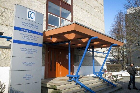 Vilniaus Žirmūnų darbo rinkos mokymo centras