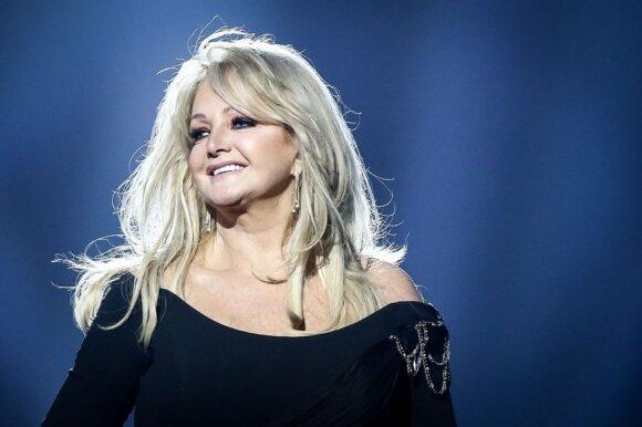 Didžiosios Britanijos atstovė Bonnie Tyler