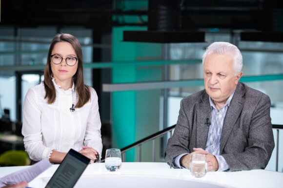Lina Andrijauskienė, Viktoras Šapurovas