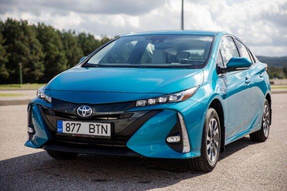 """Toyota Prius Plug In Hybrid"""