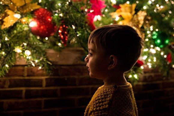 Užsieniečių šeimų Kalėdos