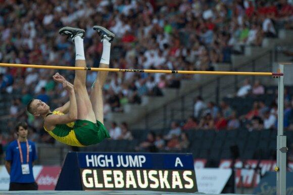 Europos lengvosios atletikos čempionatas: Adrijus Glebauskas