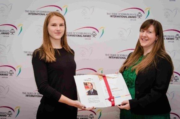 Mokyklų jaunųjų žurnalistų konkursas. Gimnazijos moksleiviai siekia ypatingo apdovanojimo