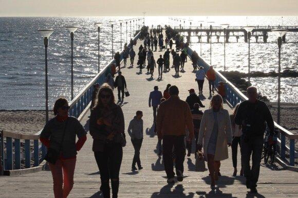 Kokios atostogos vilioja lietuvius emigrantus?