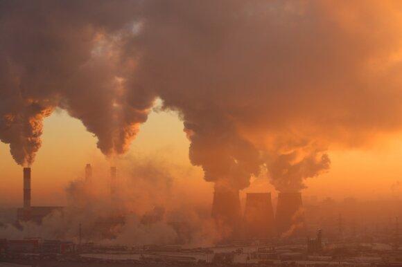 Klimato tarša