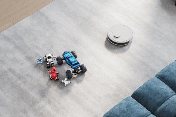 """ECOVACS Robotics"""" šiemet pelnė klientų pripažinimą ir pasitenkinimą sukurtais robotais siurbliais"""