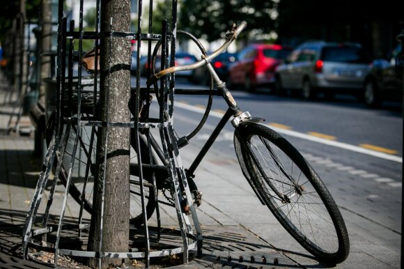 10 patarimų, kurie padės apsaugoti dviratį nuo vagių: tam nereikia nei didelių investicijų, nei pastangų