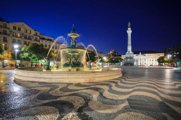 Lisabona, Portugalija