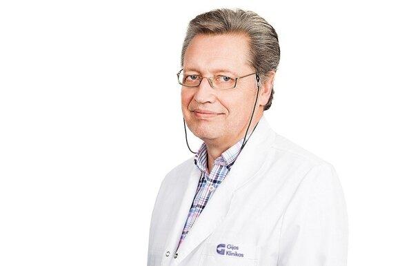 Endokrinologas Vytautas Dargis