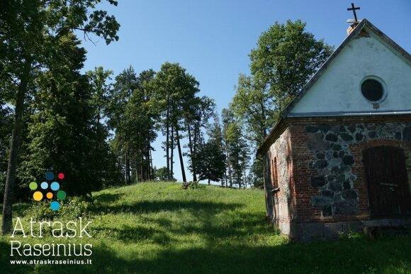 Betygalos II piliakalnis