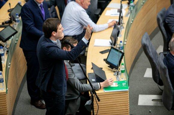 Galutinis sprendimas dėl 2020 metų valstybės biudžeto – po savaitės