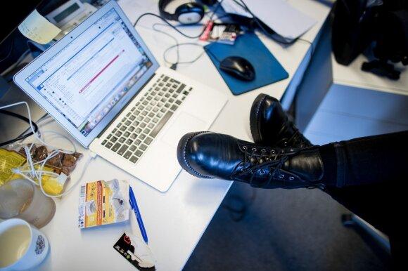 Lietuvoje darbdaviai kuria pavydėtinas sąlygas: darbas labiau primena atostogas