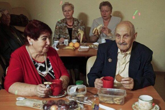 Pensininkai Rusijoje