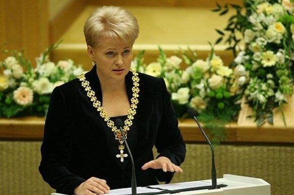 Grybauskaitės dienos Prezidentūroje tirpsta: kaip viskas atrodys po rinkimų nakties