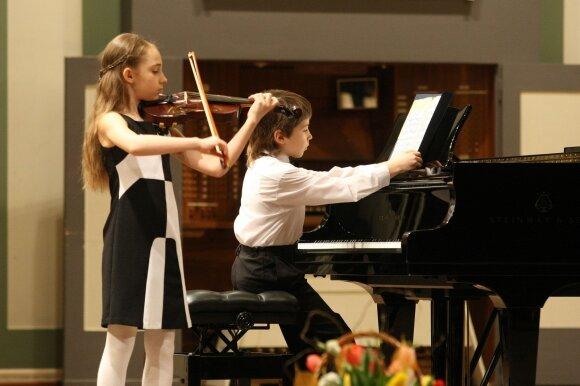 Lietuvos muzikų rėmimo fondo 20-mečio koncertas