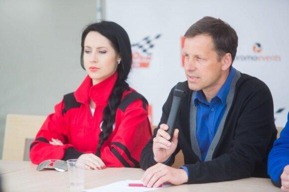 Darius Jonušis ir Ingrida Kazlauskaitė