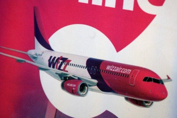 """Baltarusiai apgulė """"Ryanair"""" bei """"Wizzair"""" lėktuvus"""