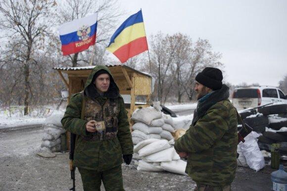 Ukrainos separatistų kazokų pulkas